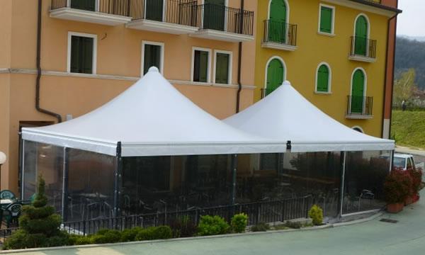 Teli Impermeabile e Multiuso Telo di Protezione Carport Telo Gazebo da Giardino Tenda Tendone NMRCP Telone Impermeabile Trasparente Telone Impermeabile per Esterno Trasparente